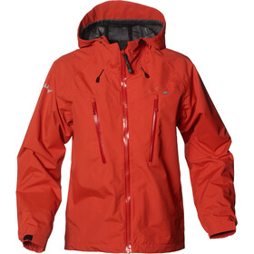 Isbjörn Monsune Jacket Children red